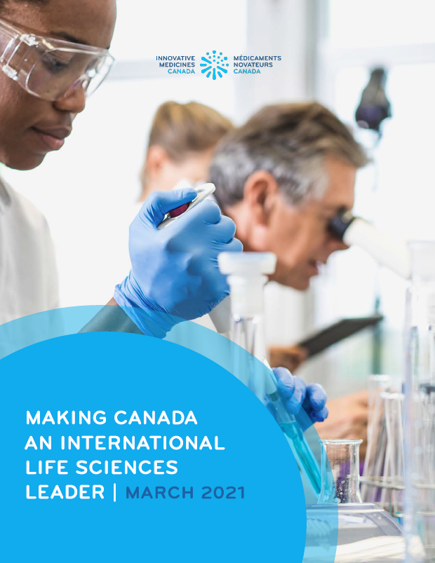 Making Canada an International Life Sciences Leader (March 2021)